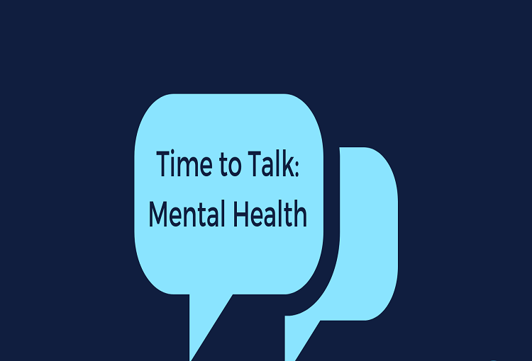 Mental Health : Time to talk
