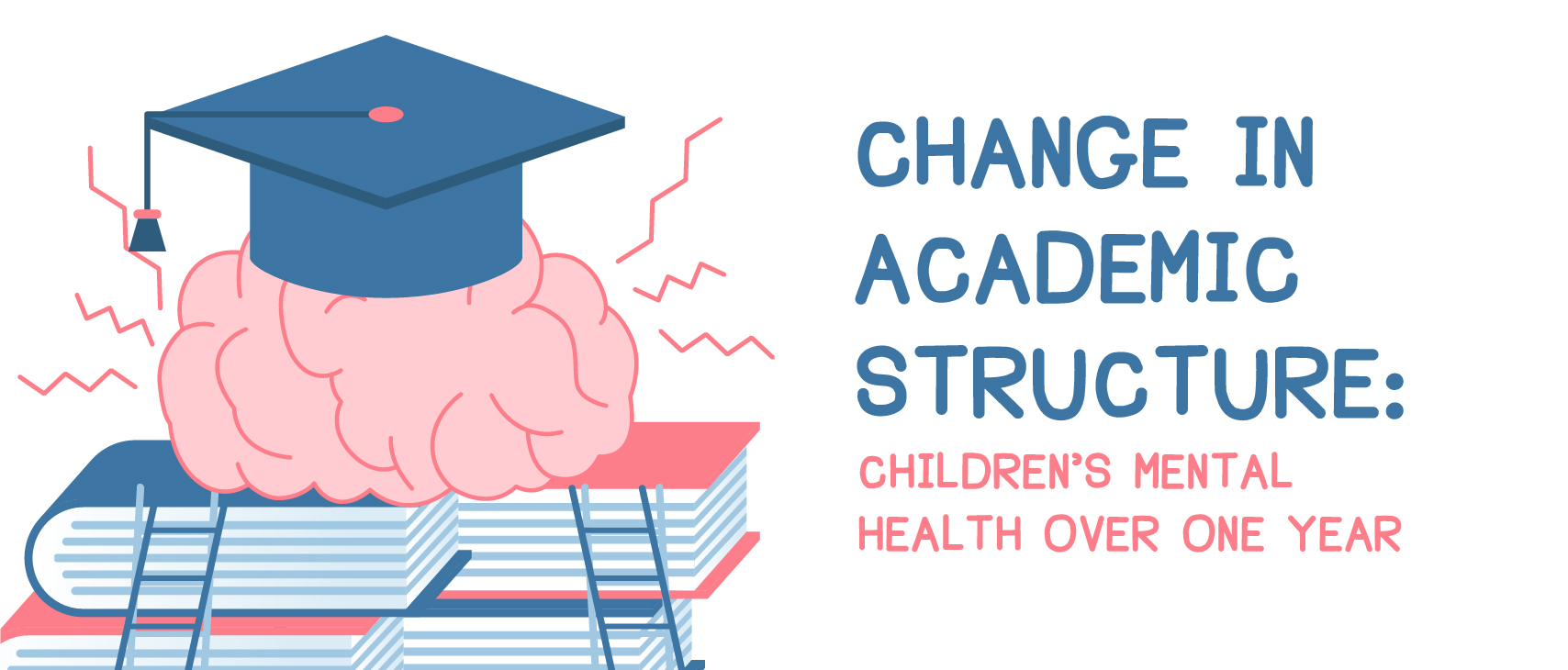 Change in academic structure: Children's mental health over one year
