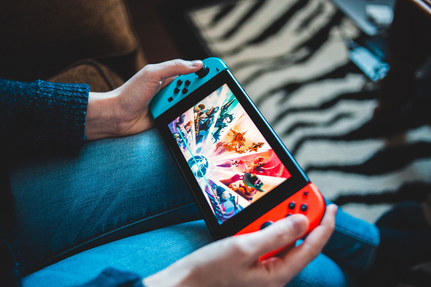 Impact of Addictive Online Games on Youngsters
